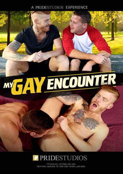 My Gay Encounter Box Cover