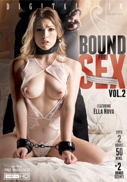 Bound For Sex Vol. 2 Box Cover - Login to see Back