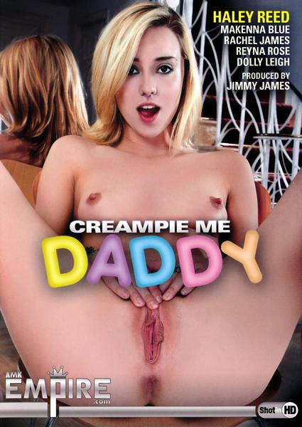 Creampie Me Daddy Box Cover