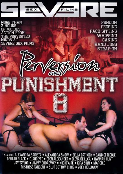Perversion and Punishment 8 Box Cover