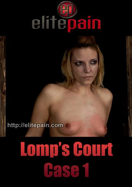 Lomp's Court - Case 1 Box Cover