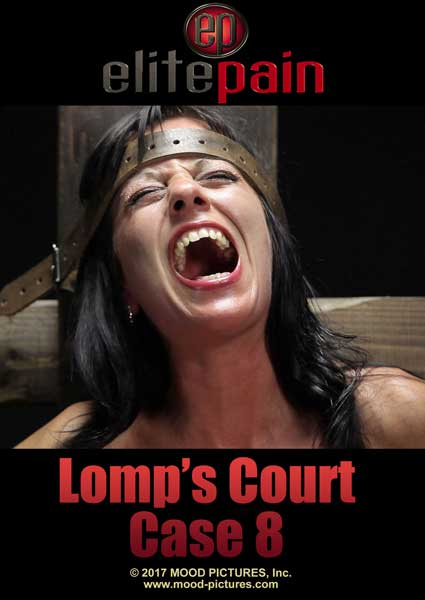 Lomp's Court - Case 8 Box Cover