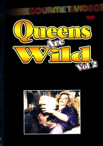Queens Are Wild Vol. 2 Box Cover
