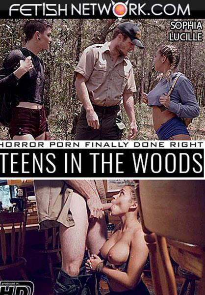 Teens In The Woods - Marsha May Box Cover