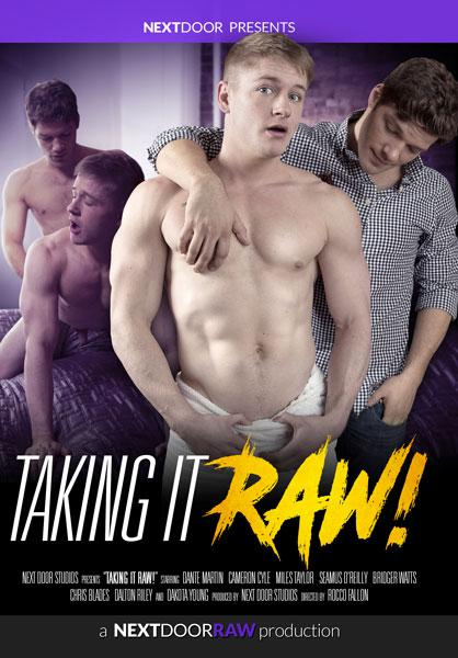 Taking It Raw Box Cover