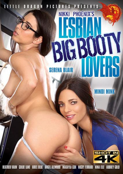 Lesbian Big Booty Lovers Box Cover