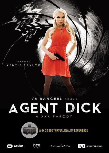 Agent Dick Box Cover