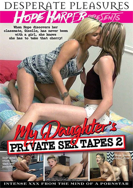 My Daughter's Private Sex Tapes 2 Box Cover