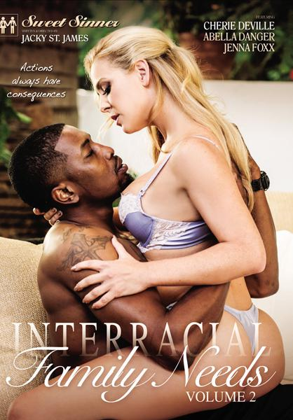 Interracial Family Needs 2 Box Cover - Login to see Back