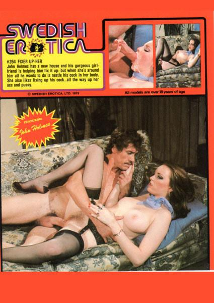 Swedish Erotica 264 - Fixer Up Her Box Cover