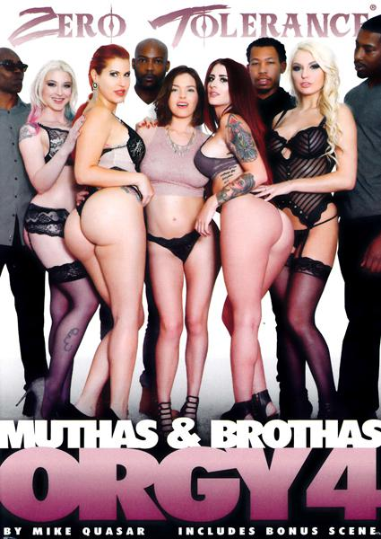 Muthas & Brothas Orgy 4 Box Cover - Login to see Back