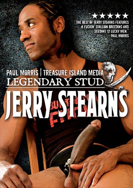 Legendary Stud Jerry Streams Box Cover