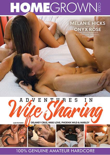 Adventures In Wife Sharing Box Cover - Login to see Back