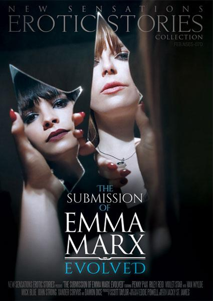 The Submission of Emma Marx: Evolved Box Cover