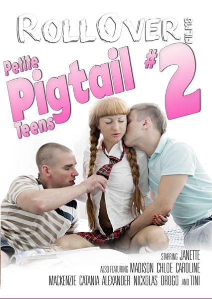 Petite Pigtail Teens 2 Box Cover