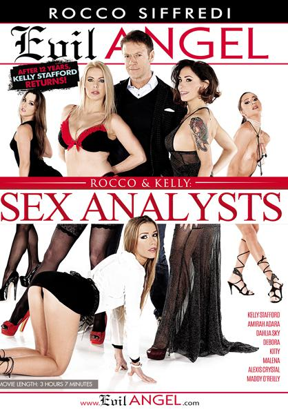 Rocco & Kelly - Sex Analysts Box Cover