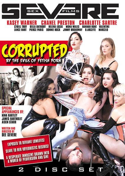 Corrupted By The Evils of Fetish Porn Box Cover