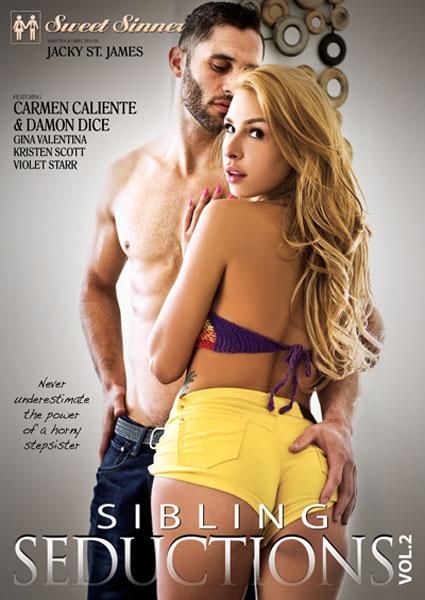 Sibling Seductions Vol. 2 Box Cover