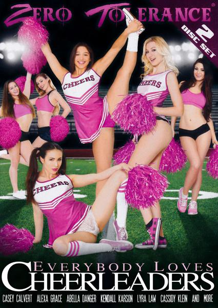 Everybody Loves Cheerleaders (Disc 1) Box Cover