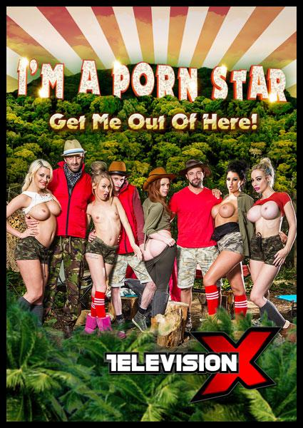 I'm A Porn Star Get Me Out of Here! Box Cover