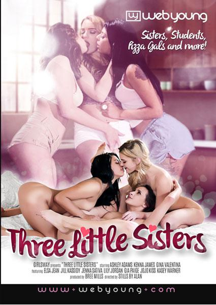 Three Little Sisters Box Cover