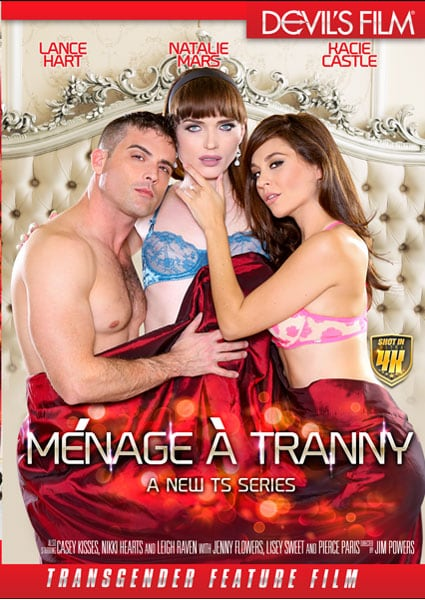 Menage A Tranny Box Cover