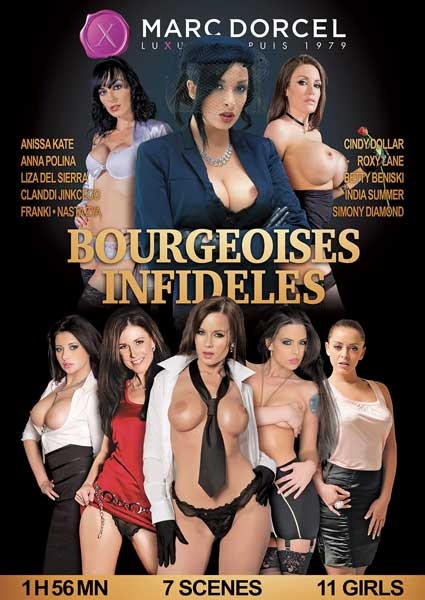 Cheating Bourgeois Wives (French) Box Cover