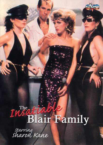 The Insatiable Blair Family Box Cover