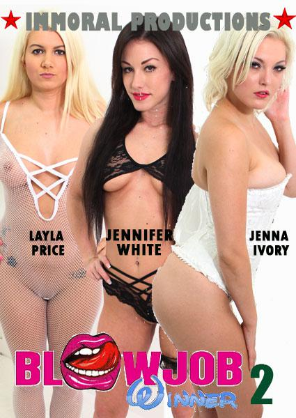 Blowjob Winner - Jennifer White, Layla Price, Jenna Ivory 2 Box Cover