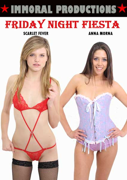 Friday Night Fiesta - Anna Morna, Scarlett Fever Box Cover