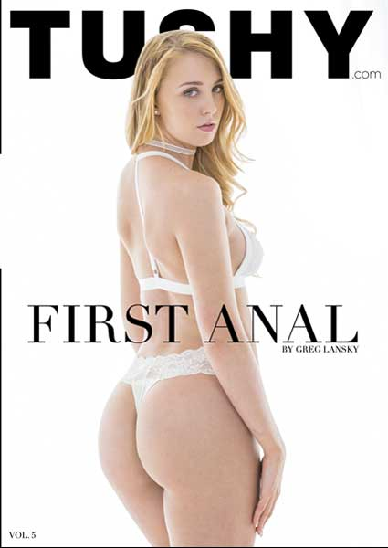 First anal movies