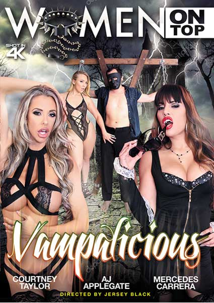 Vampalicious Box Cover