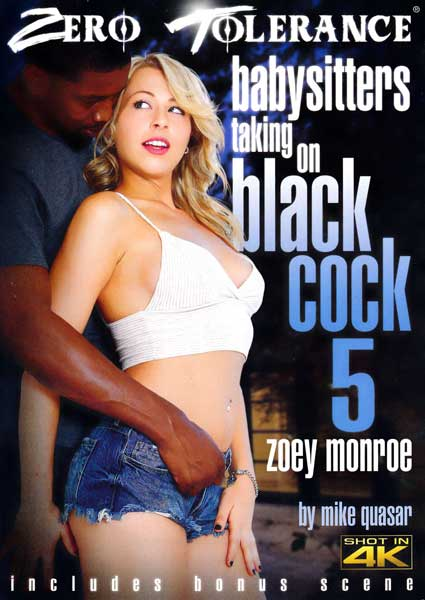 Babysitters Taking On Black Cock 5 Box Cover