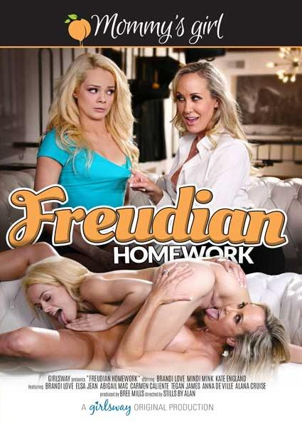 Freudian Homework Box Cover