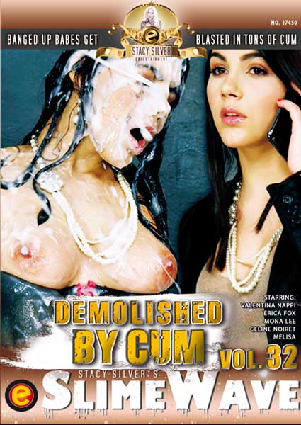 Slime Wave Vol. 32 - Demolished By Cum Box Cover