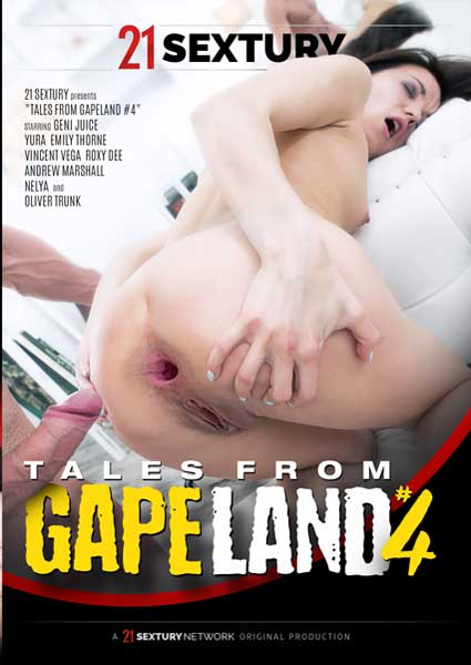 Tales From Gapeland #4 Box Cover