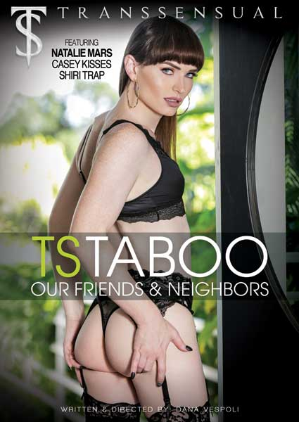TS Taboo - Our Friends & Neighbors Box Cover - Login to see Back