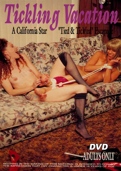 Tickling Vacation Box Cover