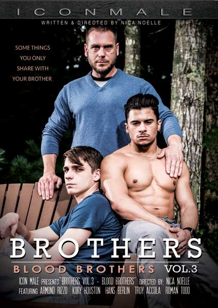 Brothers Vol. 3 - Blood Brothers Box Cover
