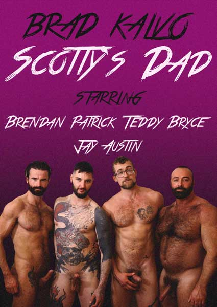 Scotty's Dad Box Cover