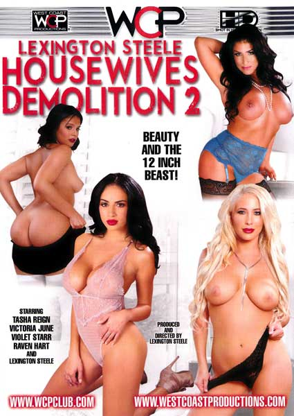 Housewives Demolition 2 Box Cover