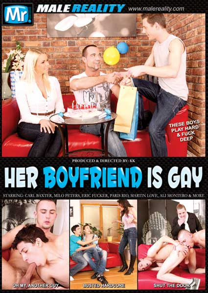 Her Boyfriend Is Gay Box Cover