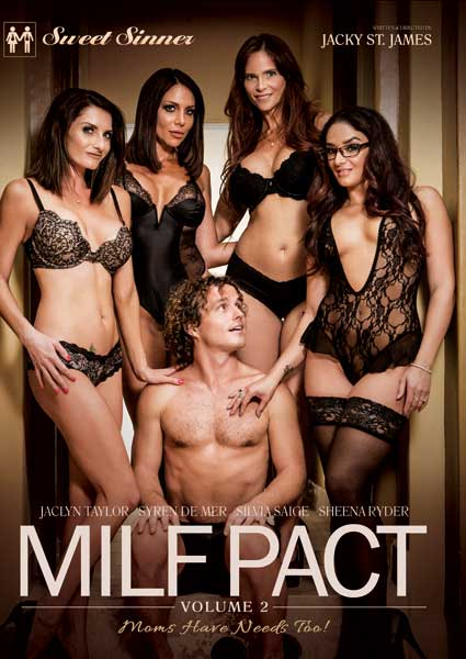 MILF Pact Vol. 2 Box Cover