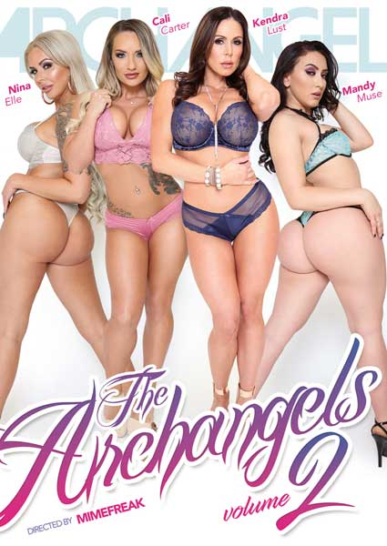 The Archangels Volume 2 Box Cover
