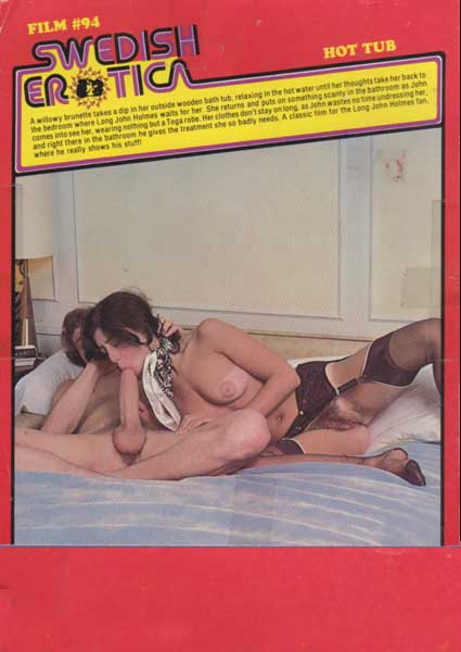 Swedish Erotica 94 - Hot Tub Box Cover