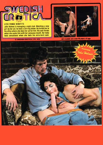 Swedish Erotica 233 - Fringe Benefits Box Cover