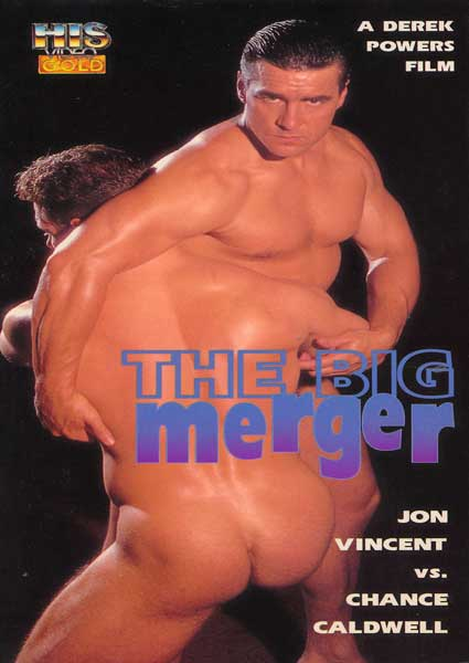 The Big Merger Box Cover