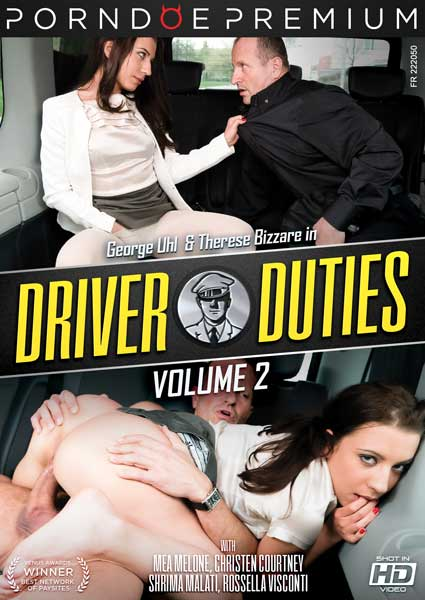 Driver Duties Volume 2 Box Cover