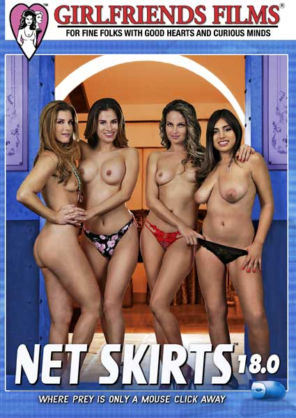 Net Skirts 18.0 Box Cover