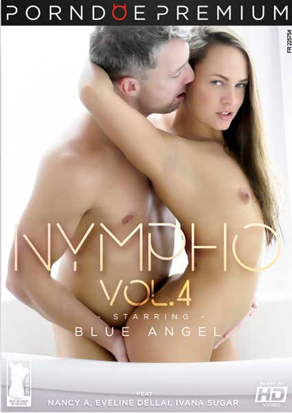 Nympho Vol. 4 Box Cover
